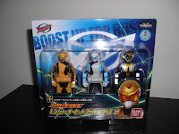 Go-Busters Ranger Key Set 02 Packaging Front
