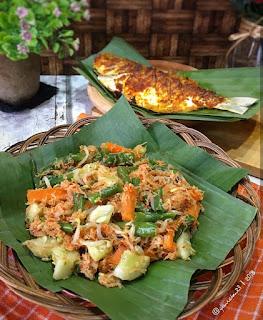 Resep Urap Sayur Ala Rumahan By @yunietan23