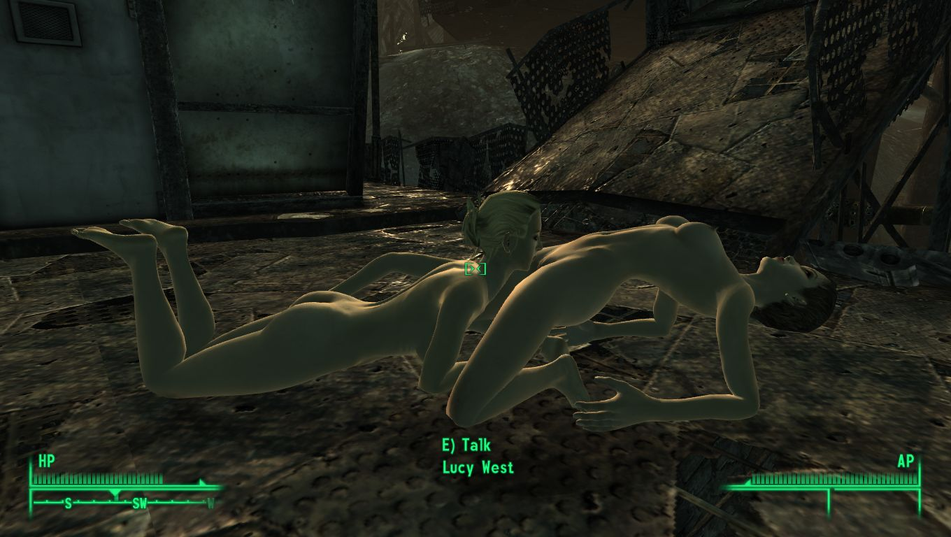 Animated prostitution fallout 4