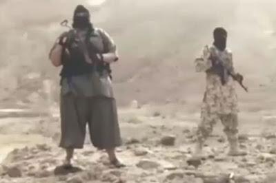 ISIS members (file photo)