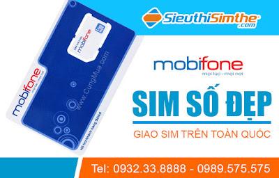 Sim MobiFone đầu số 0121