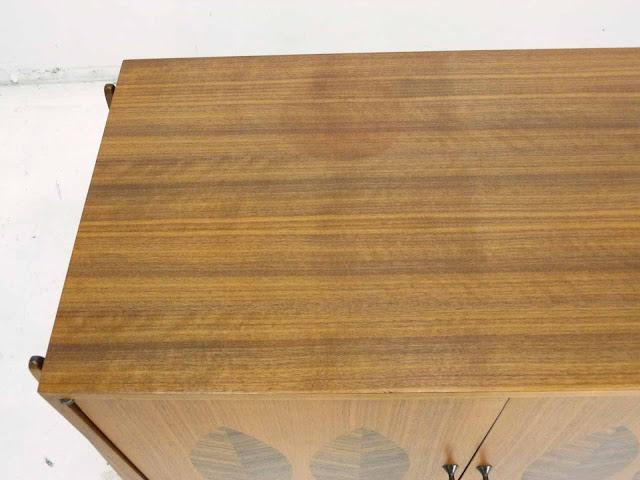 Kipp Stewart for Calvin Furniture Teak & Rosewood Sideboard American Design Foundation 5