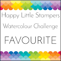 Happy Little Stampers watercolor