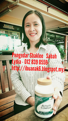 Agen Shaklee Penampang, Agen Shaklee Kudat, Agen Shaklee Keningau