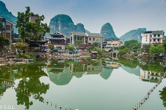 Yangshou. China. Resumen viajero del 2017
