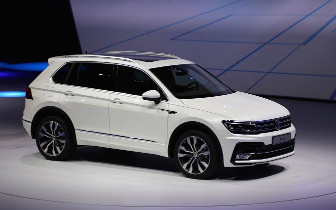 The Volkswagen Tiguan Had Its Best Month Ever In Canada August Propelling It To 22nd Place On Our Ing Suvs Countdown
