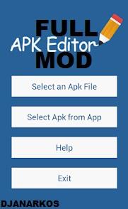 APK Editor Pro MOD v1.9.6 Free Download terbaru 2018 (Full Premium)