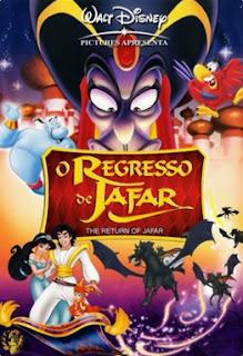 Aladdin : O Retorno de Jafar Dublado