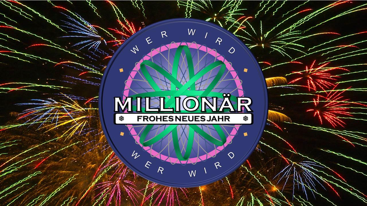 Wer wird Millionär?: Frohes Neues Jahr 2015