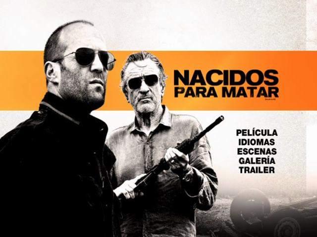 Nacidos Para Matar DVDR NTSC Español Latino ISO 2011