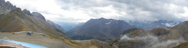 Col du Galibier, Hautes Alpes, Savoie, France