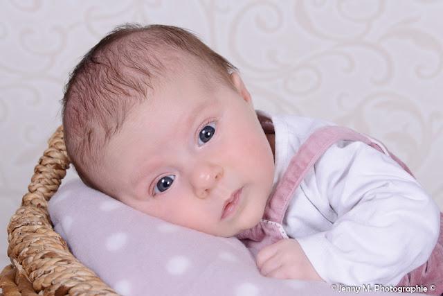 portrait bébé photo studio