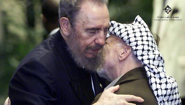 Arafat e Fidel - foto 4