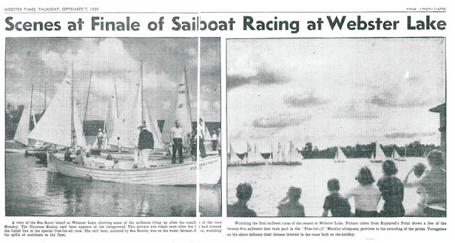 Webster Times sailboat racing worldwartwo.filminspector.com