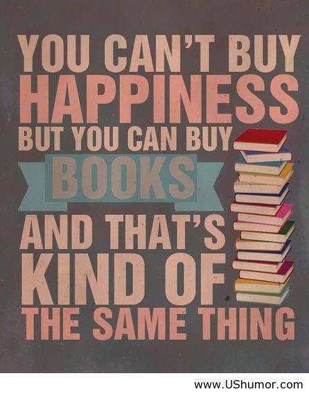 Meme sobre los libros