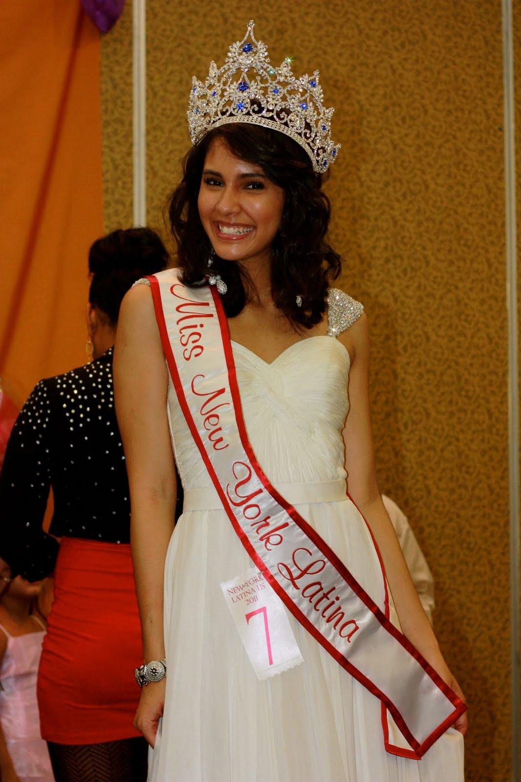 Thatiana Diaz: Miss NY Latina 2011