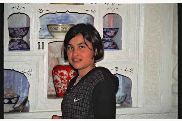 Ouzbékistan, Boukhara, Nargiza, © L. Gigout, 2010
