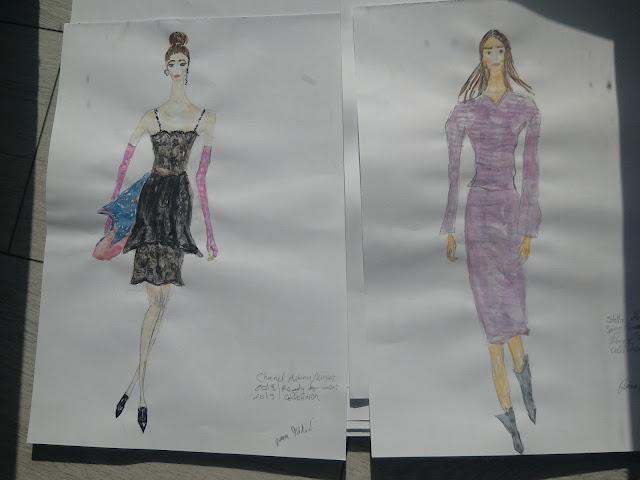 #artblogger #blogger #fashionillustration
