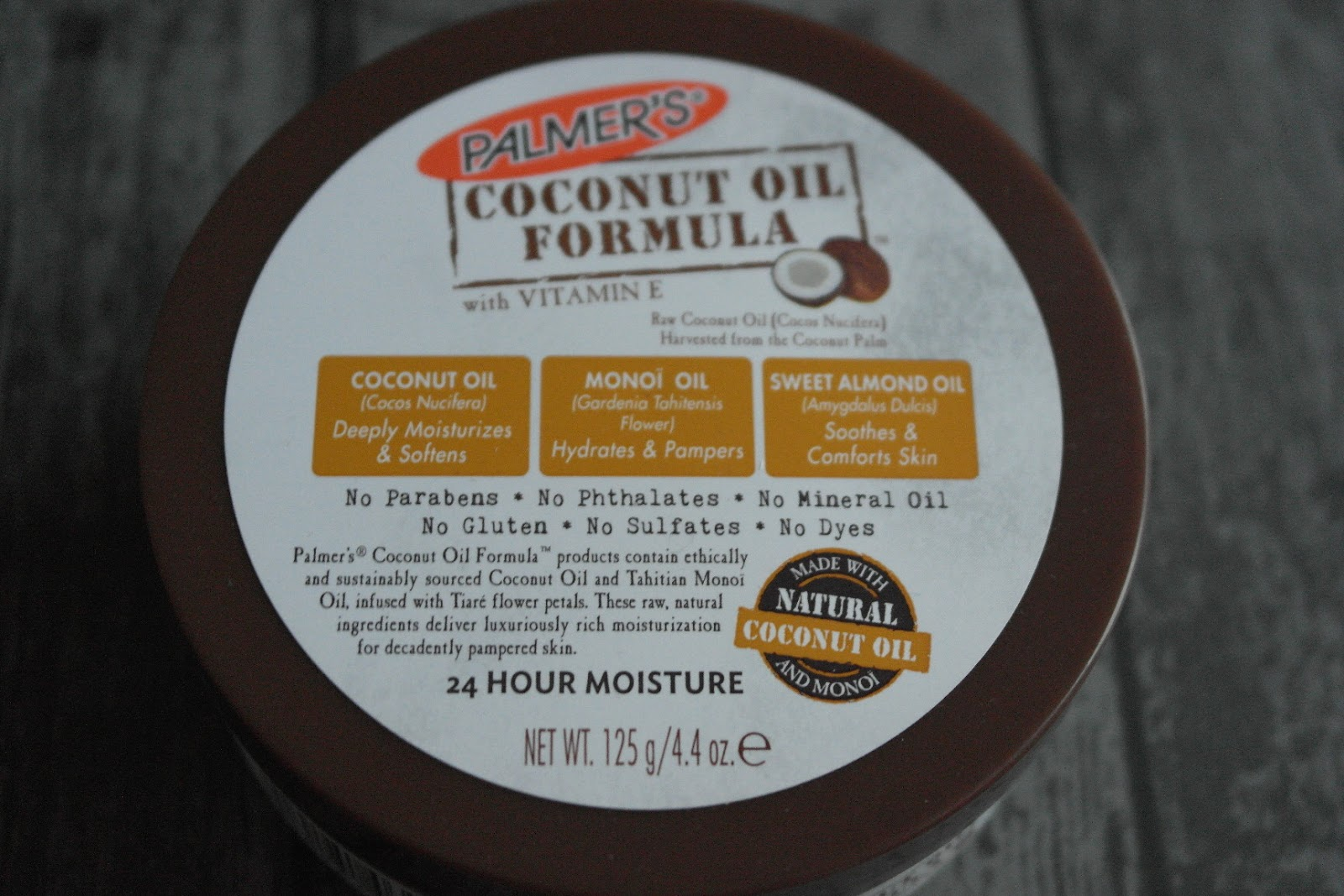 Palmer's coconut oil formula review