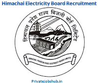 Himachal Electricity Board Recruitment