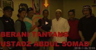 Awalnya Marah Tantang Debat Ust. Abdul Shomad, Namun Akhirnya Pria Syiah ini Minta Maaf