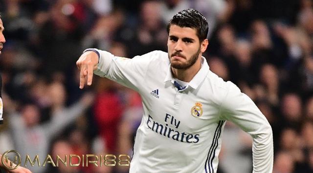AC Milan Gelontorkan Nyaris Rp 1 Triliun demi Alvaro Morata