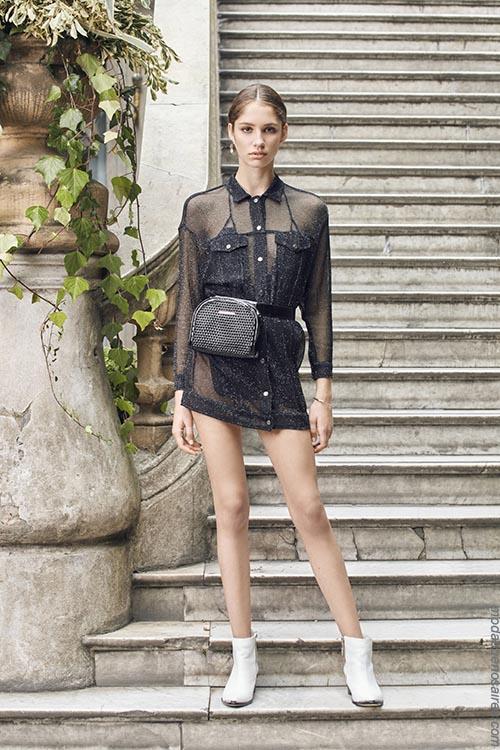 Moda primavera verano 2019 ropa de moda para mujer.