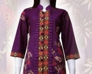 model baju santai berhijab