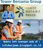 Lowongan Kerja Tower Bersama Infrastructure Group