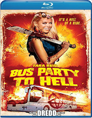 Party Bus To Hell 2017 Dual Audio 720p BRRip 1Gb x264