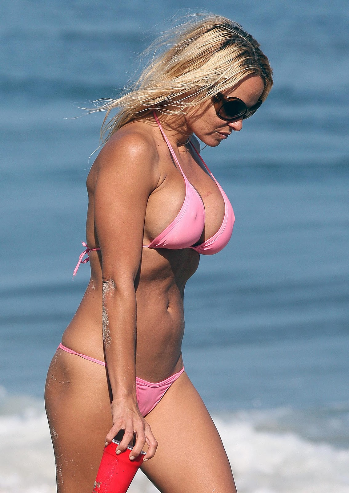 Something pam anderson pictures bikini with