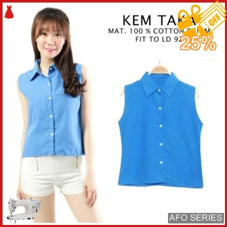AFO558 Model Fashion Kem Taka Modis Murah BMGShop
