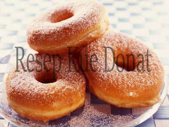 Resep Donat Singkong | Resep Kue dari bahan singkong