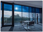 Electric Frosted GLASS WINDOWS