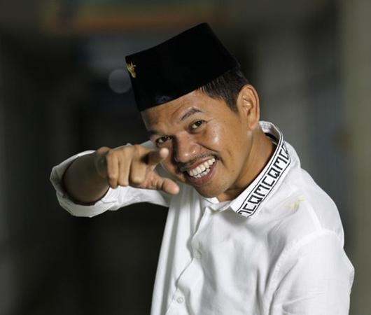 Dedi Mulyadi Nilai Polri, TNI dan Pemprov Jabar Profesional Kawal Kampanye