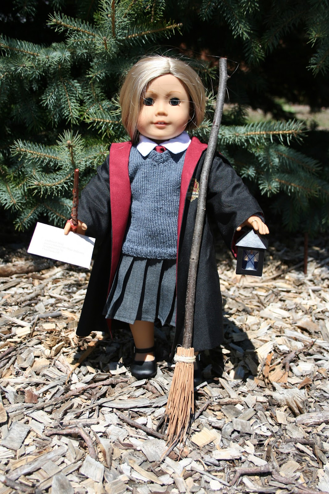 Arts And Crafts For Your American Girl Doll: Harry Potter