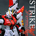 Custom Build: MG 1/100 Strike Vermillion