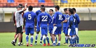Persib Beri Kesempatan Pemain Muda di Piala Indonesia 2018