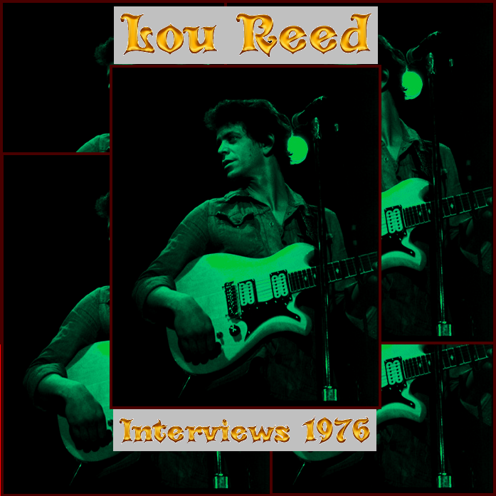 The Ultimate Lou Reed Bootleg Page
