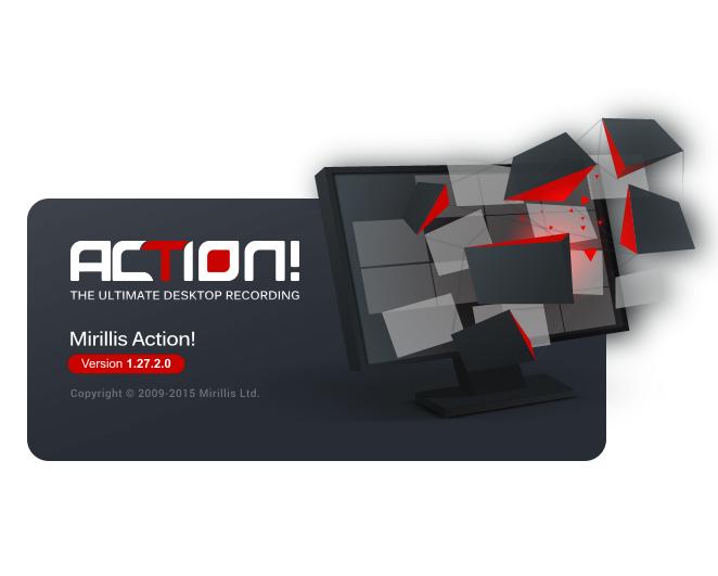 Action! 1.19.2.0 Cara merekam layar komputer, pc, laptop, dan bukan android :)