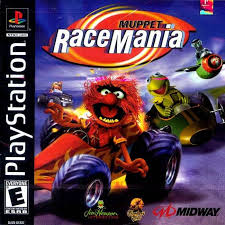 Muppet Race Mania - PS1 - ISOs Download