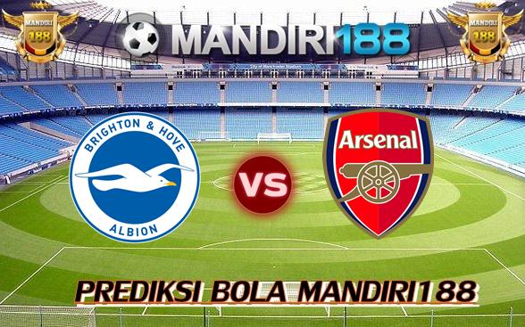 AGEN BOLA - Prediksi Brighton & Hove Albion vs Arsenal 4 Maret 2018