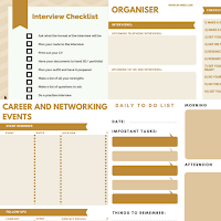 Life After Redundancy; Checklist and Planner