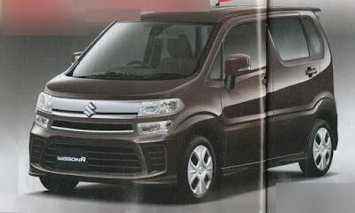 New 2017 Maruti Suzuki Wagon R Hd Wallpaper