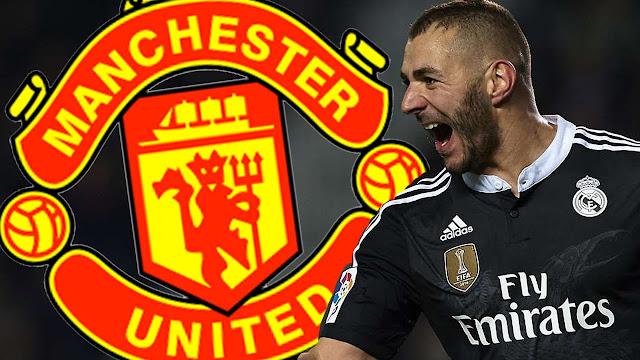 Diprioritaskan Jose Mourinho, Benzema Setuju Gabung United?