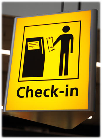 Pengertian Check-In, Boarding Pass dan Boarding Time di Dunia Penerbangan