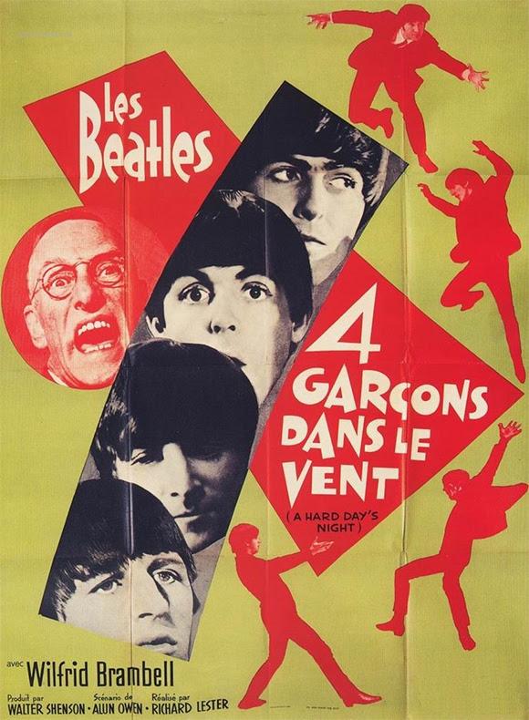4 Garçons Dans Le Vent : garçons, Swiss, Beatles, Club:, Quatre, Garçons, Motte-Servolex