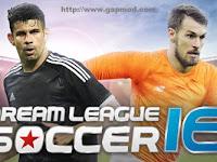 Dream League Soccer DLS 2016 v3.06 Mod Apk+Data (Unlimited Money)