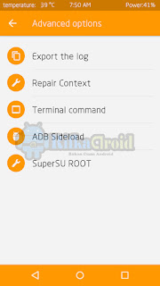 TWRP Oppo A57
