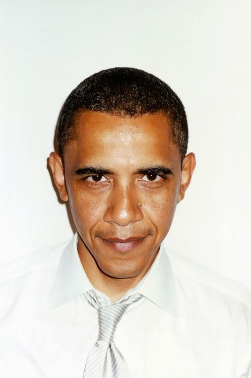 Terry Richardson Obama